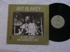 Art Blakey & The Jazz Messengers Live~Jazz Bird JAZ-2011 Stereo (NM-) LP
