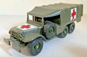 Solido Dodge 6x6 Military Ambulance