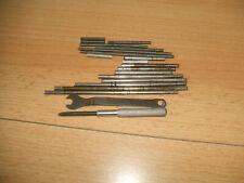 Mignon Metallbaukasten verschiedene Wellen und Werkzeuge