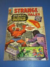 Strange Tales #132 Silver age Dr. Strange VG Wow