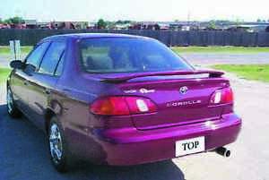 TOYOTA COROLLA FACTORY STYLE SPOILER 1998-2002