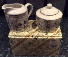 Epoch Le Restaurant Noritake Sugar Bowl & Creamer New In Box
