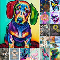5D Diamond Painting Full Drill Embroidery Cross Craft Stitch Pictures Art Kit US