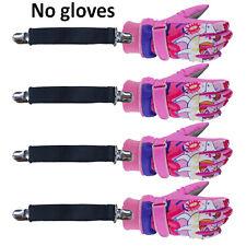 Elastic Kids Mitten keeper Glove Keeper mitten Clip Glove Savers Hat Clip Skiing
