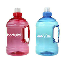 Bodyfirst Nutrition BPA Free 1 Litre Water Bottle with Sports Cap