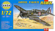 Smer 1/72 Curtiss P-36 / H.75 Hawk # 0841