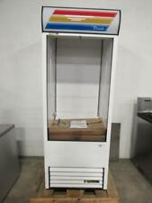 """New Never Used True Tac-30-Ld 30"""" Vertical Open Air Cooler w/ (5) Levels, 115v"""