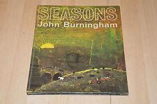 livre illustré : SEASONS - John Burningham - Edition Française 1972