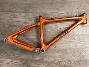 """Ibis Tranny 26"""" 17"""" M Carbon Berg Einzel Geschwindigkeit Reise Fahrrad Rahmen"""