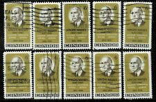 Canada #491(3) 1969 6 cent GOVERNOR GENERAL VINCENT MASSEY 10 Used