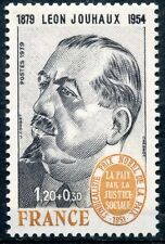 STAMP / TIMBRE FRANCE NEUF N° 2030 ** LEON JOUHAUX
