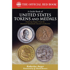 United States Tokens and Medals Book by Jaeger 289 Pages Soft Cover