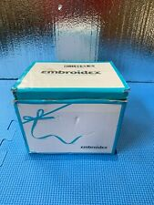 Embroidex 40 Spools 100% Polyester Embroidery Machine Thread (500m) - New