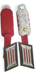 NVA Schulterstücke NVA Effekte MfS Ministerium für Staatsicherheit ä.Wehrmacht