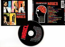NARCO - Canet,Poelvoorde,Zabou (CD BOF/OST) Trust,Visage,Blondie,Tellier... 2004