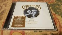 Carpenters With The Royal Philharmonic Orchestra - UK CD album 2018 New & sealed