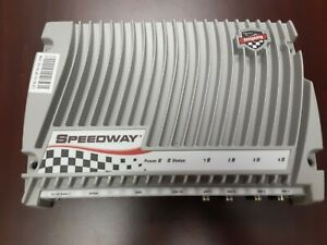 IMPINJ SPEEDWAY IPJ-R1000-USA 1M UHF RFID READER - Used WORKING