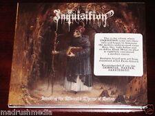 Inquisition: Invoking The Majestic Throne Of Satan CD 2015 SOM 338D Digipak NEW