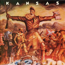 KANSAS SELF TITLED 1 Extra Track REMASTERED CD NEW