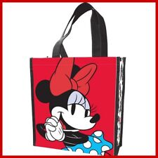 NWT MINNIE MOUSE REUSABLE Disney SHOPPER TOTE GROCERY RECYCLED Eco FRIENDLY BAG