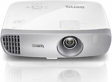 BENQ W1110 3D Heimkino DLP-Projektor Beamer Full HD 2.200 ANSI Lumen NEU & OVP
