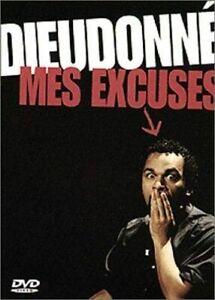 Dieudonné : Mes excuses - DVD - NEUF