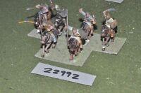 25mm classical / thracian - light 6 figures - cav (22992)