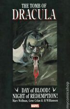 Tomb of Dracula Day of Blood Night of Redemption TPB #1-1ST NM 2019 Stock Image