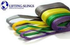 More details for duplex webbing lifting slings 1ton-10ton & 1m-10m - manufactured to order