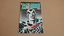 Crossfire No. 13 July 1985 Eclipse Comics VF/NM 9.0