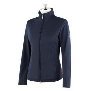 New Animo Lalom Ladies Softshell Jacket - Blu Navy - Was £272.00