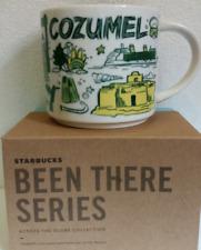 Starbucks COZUMEL 14 Ounce Been There Collection (BTC) Mug. NWT