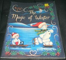 Rocky's 1 The Magic of Winter Roxanne Puchalski Decorative Tole Painting Book 97