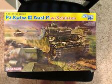 Dragon 1/35 6604 Pz.Kpfw.III Ausf.M w/Schürzen