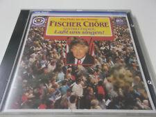 42296 - FISCHER CHÖRE - EIN PLATZ AN DER SONNE (LASST UNS SINGEN) 1987 CD - NEU