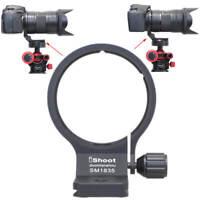 iShoot Lens Collar Tripod Mount Ring Bracket fr Sigma 18-35mm f/1.8 DC HSM Art