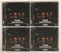 The Beatles The Beeb's Lost Beatles Tapes 8 CD Case Set Moonchild Soundboard