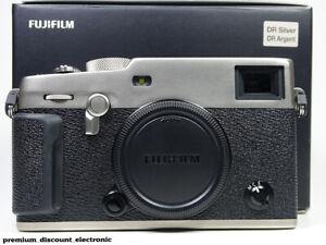 Fujifilm X-Pro3 Dura Silber Digitalkamera Fuji X Pro 3 XPro 3 Kamera 887 Auslös.