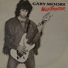 "GARY MOORE - WILD FRONTIERA Singola 7"" (I136)"