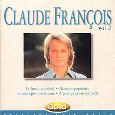 Claude Francois : Vol. 2-Gold CD