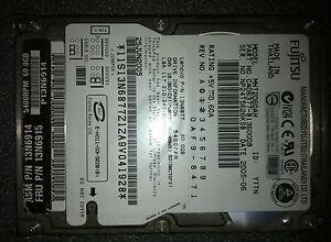 "IBM 13N6915 13N6914 60GB 2.5"" 5400 RPM Laptop IDE Hard Disk Drive"