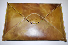 "Apple mac book pro 15"" Leather Case High Quality Leather and Product. TAN"