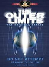 "OUTER LIMITS 1963-64(ORIGINAL SERIES)""COMPLETE SEASON ONE"" (4 DISC SET) MGM"