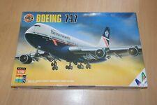 AIRFIX 1:144 BRITISH AIRWAYS  BOEING 747  08174