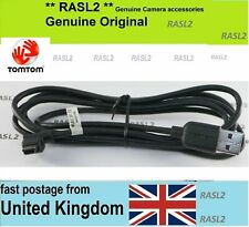Genuine TomTom USB Data / Charging Cable for GO One 135 850 740 940 4UUC.001.02