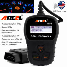 OBD2 Car Check Engine Code Reader Vehicle Scanner Auto Diagnostic Tool AD210 US