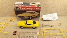 1988 Revell 1:25 Custom Built Plastic Model 69 1969 Ford Mustang Shelby GT-500