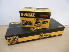 "DEWALT DWP849X lucidatore di velocità variabile 240 V + DWE6423 5"" casuale Sander 240 V"