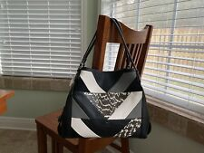 Coach 38672 Edie Snake Skin Patchwork Shoulder Bag 31  $450
