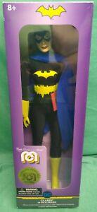 """2018 Mego Batgirl DC Comics 14"""" Action Figure Doll NIB #4407 of 8,000"""